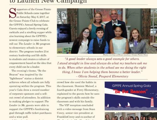 GPFPE Newsletter