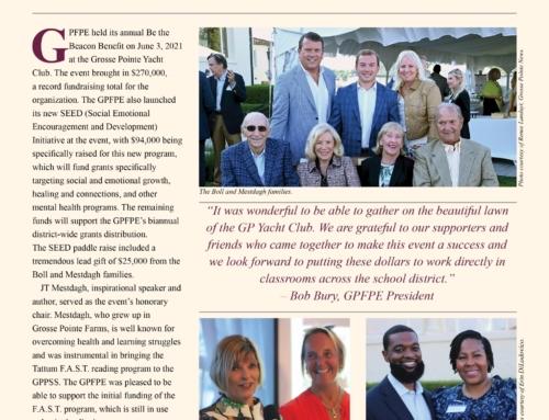 GPFPE Newsletter Summer 2021
